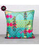 Garden of Evanescence Satin Blend Cushion Cover