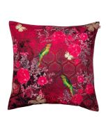 Dreams of a Palace Poly Velvet Cushion Cover