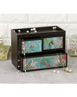 India Circus Animal Kingdom Chest of Drawer