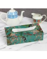 India Circus Animal Kingdom Tissue Box Holder