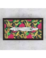 India Circus Bayrose Romance MDF Tissue Box Holder