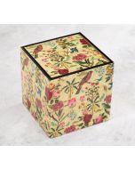 India Circus Bird Land Square Storage Box