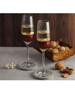 India Circus Bronze Honeycomb Champagne Glass (Set of 2)