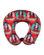 India Circus Buddatva Mandala Neck Pillow