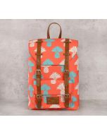India Circus Colour Block Pineapple Backpack