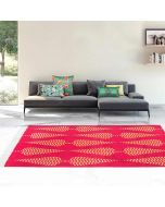 India Circus Conifer Spades Rug