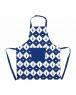 India Circus Conifer Symmetry Kitchen Apron