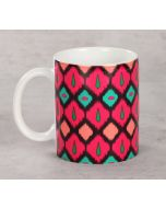 India Circus Conifer Symmetry Mug