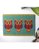 India Circus Disco Hedwig Doormat