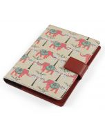 India Circus Elephanta Eclipse Notebook Planner