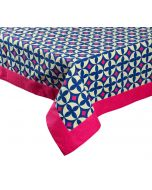 India Circus Elixir of Geometry Table Cloth