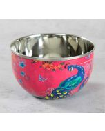 India Circus Feather Train Serving Bowl