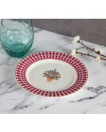 India Circus Floral Fountain Quarter Plate