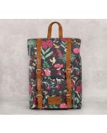 India Circus Floral Galore Backpack