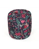 India Circus Floral Galore Pouffe