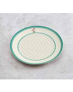 India Circus Floral Twinkles Quarter Plate