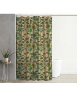 India Circus Forest Dominion Shower Curtain