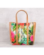 India Circus Herbs of Captivation Tote Bag