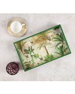 India Circus Heron's Garden Rectangle Serving Tray