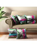 India Circus Incredible Pop India Cushion Cover Set of 5