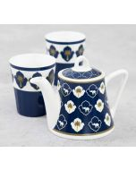 Ivory Parade Fantasy Tea Kettle Set