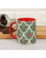 India Circus Lattice Enigma Coffee Mug