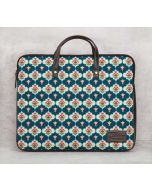 India Circus Lattice Treasures Laptop Bag