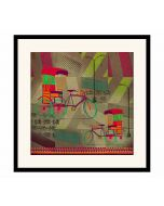 India Circus Loop of Luxury Framed Wall Art
