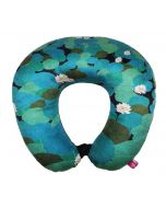 India Circus Lotus Leaf Reservoir Neck Pillow