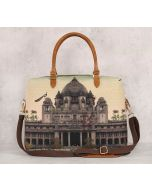 India Circus Mesmerising Minarets Office Bag