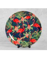 India Circus Moksha Hansa 10 inch Decorative and Snacks Platter
