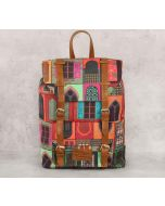 India Circus Mughal Doors Reiteration Backpack