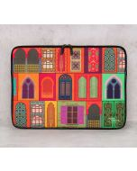 India Circus Mughal Doors Reiteration Laptop Sleeve