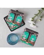 India Circus Mughal Raazmataz Table Coaster