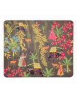 India Circus Mughal Traffic Mouse Pad