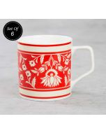 India Circus Mystique Flower Ambush Mug