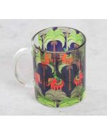 India Circus Palmeria Tusker Reiteration Glass Coffee Mug