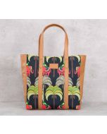India Circus Palmeria Tusker Reiteration Tote Bag