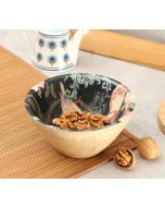 India Circus Passerine Calling Wooden Bowl