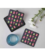 India Circus Placid Parliament Table Coaster