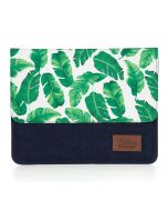 India Circus Pleasant Peduncle Denim iPad Sleeve