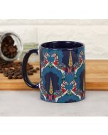 India Circus Royal Kaleidoscope Coffee Mug