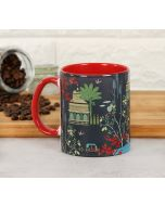 India Circus Royal Lotus Temple Coffee Mug