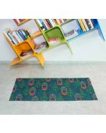 India Circus Sovereign Cavaliers Bed Side Runner