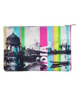 India Circus Strokes of India Makeup Pouch