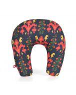 India Circus Sunshine Florist Neck Pillow