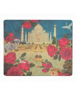 India Circus Taj Ka Raj Mouse Pad