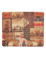 India Circus The Mughal Era Mouse Pad