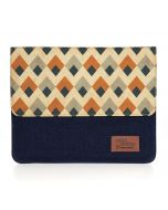 India Circus Tiled Inception Denim iPad Sleeve