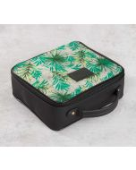 India Circus Tropical Fall Cosmetic Bag